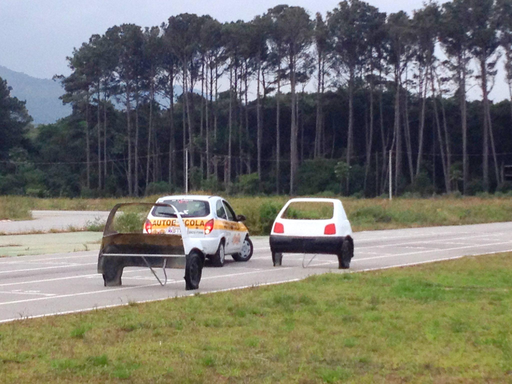 Exames do Detran para carteira de motorista são suspensos no Norte da Ilha